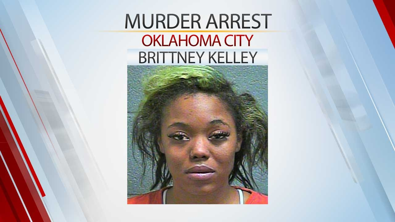 Woman Arrested, Accused Of Shooting Man In NW OKC Apartment