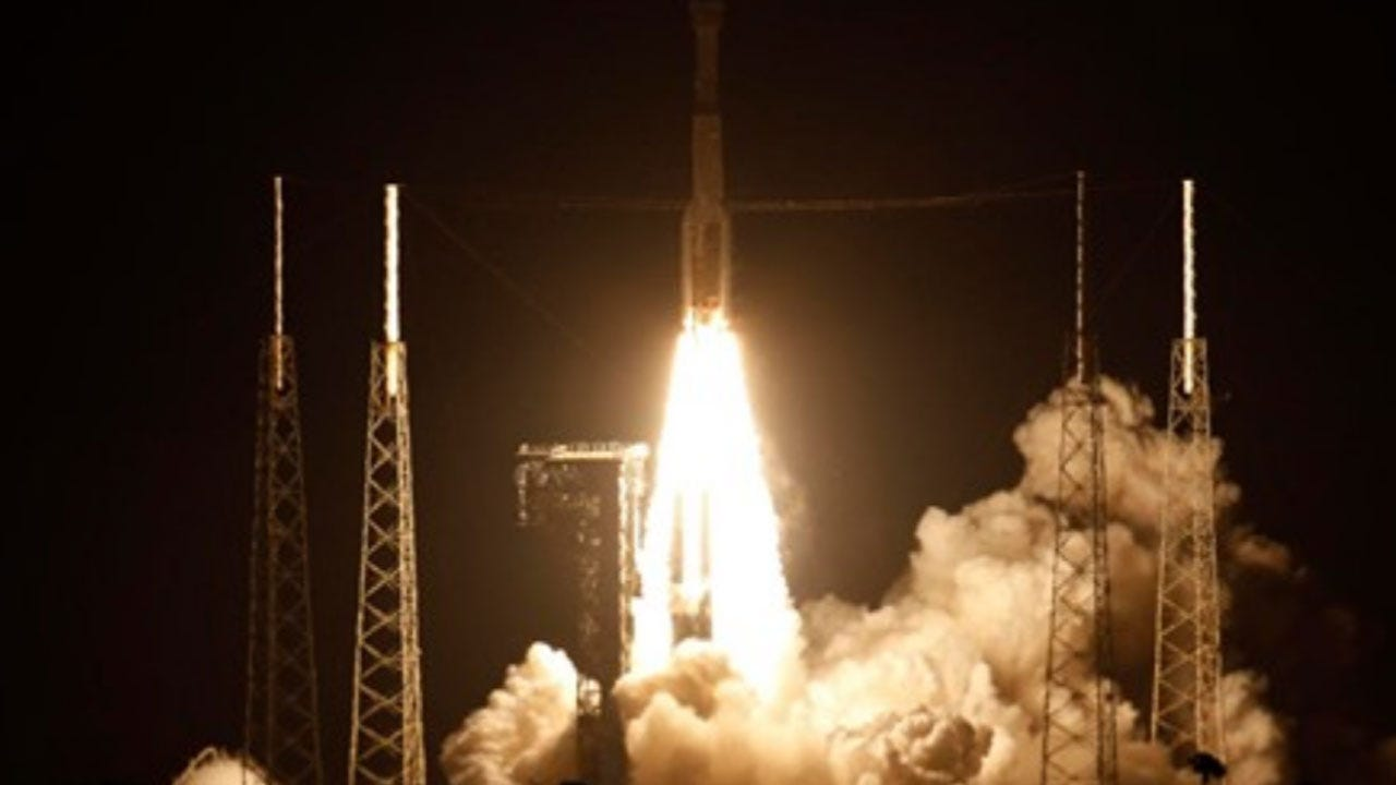 Boeing Starliner Makes First Launch, But Hits Snag