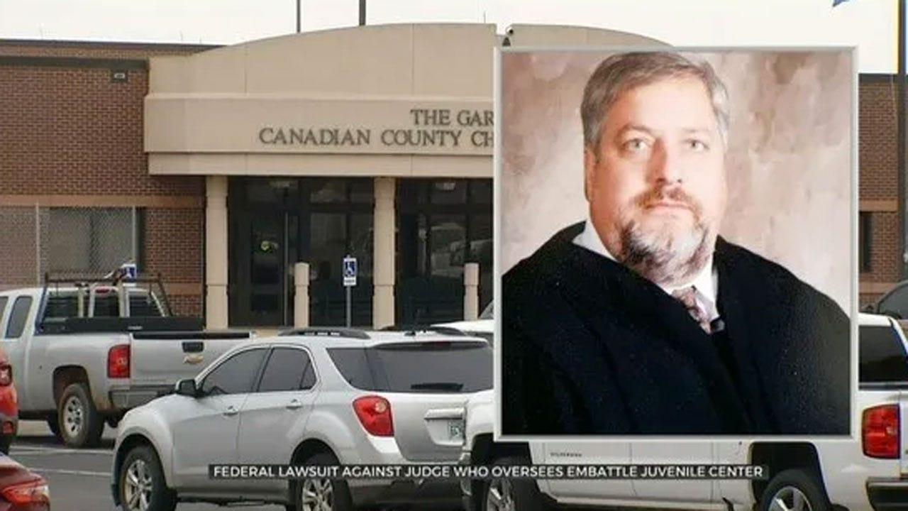 Federal Lawsuit Names Embattled Canadian Co. Judge, Juvenile Center