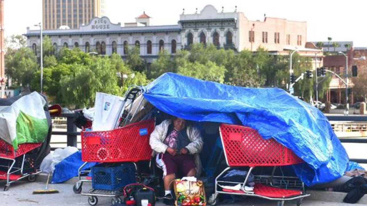 Homeless Population Rises For Third Year In A Row