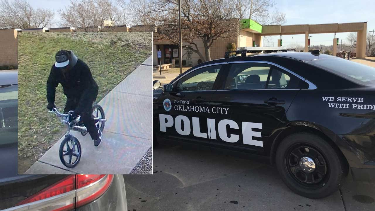 Bank Robbery Reported In NE OKC