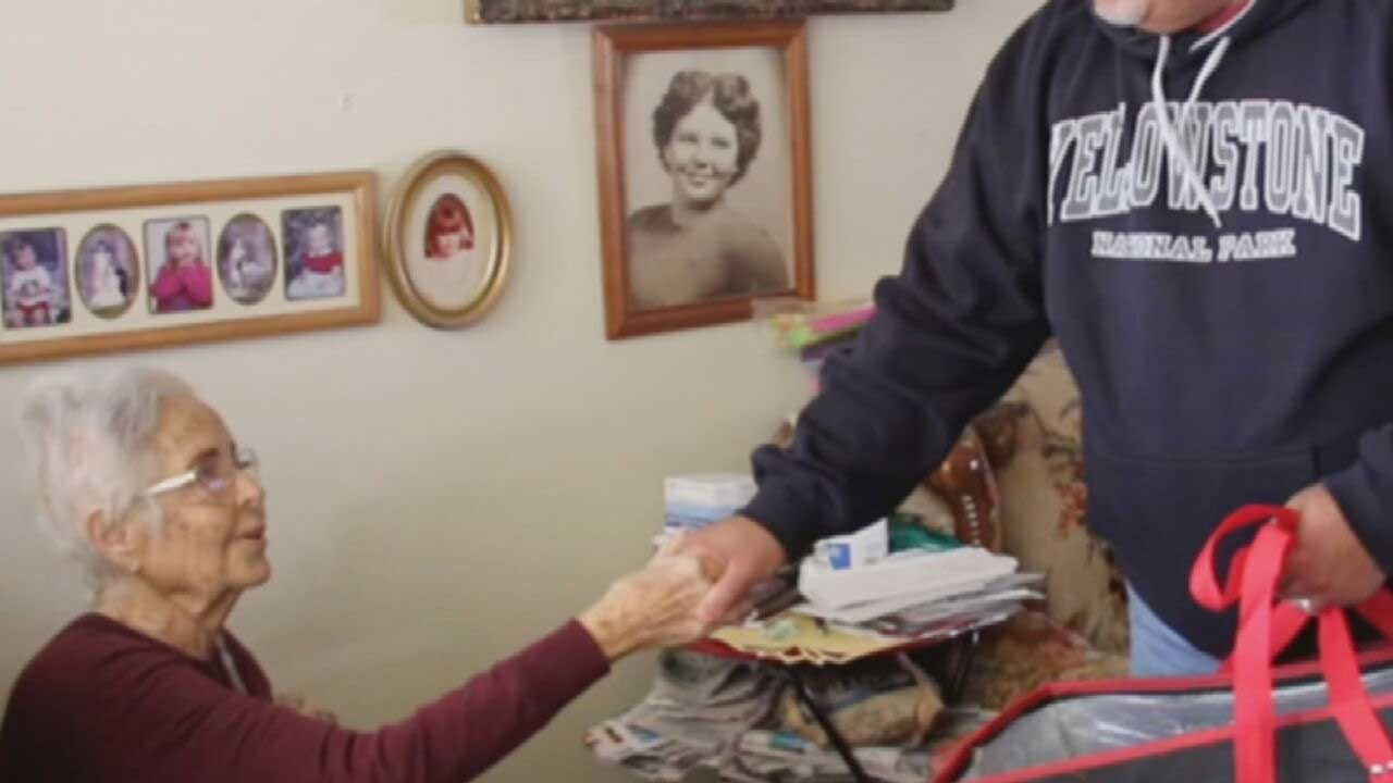 OKC Meals On Wheels Awarded Grant, Hopes To Double In Size