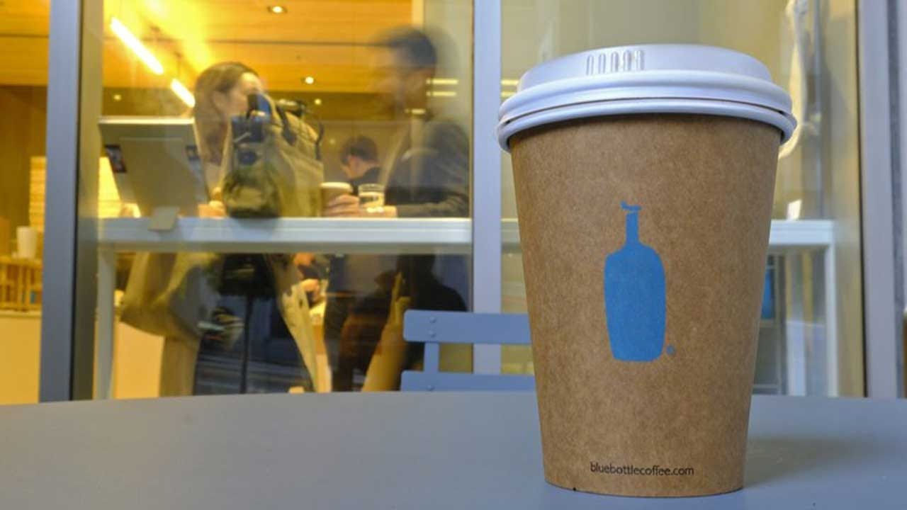 Cafes Are Banishing Disposable Coffee Cups