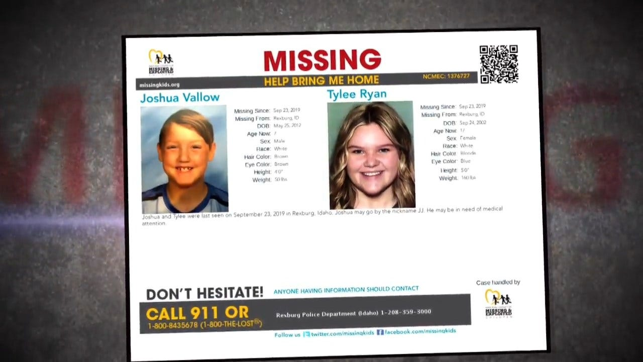 Cellphone Of Missing Idaho Teen Found With Mother, Source Says