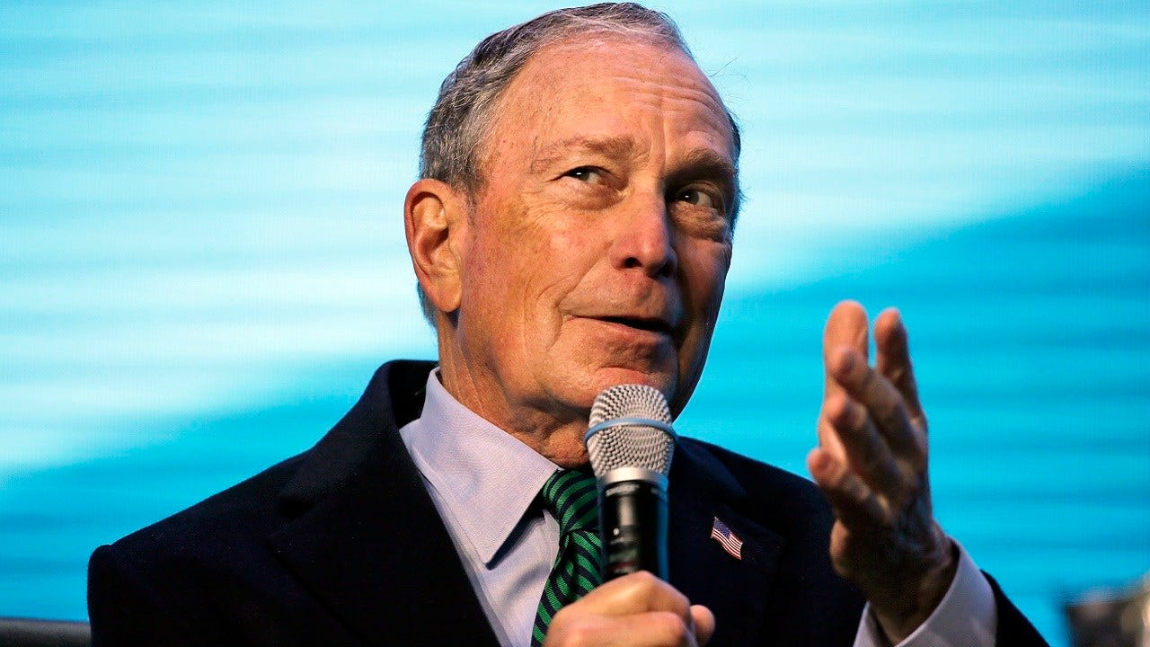 Presidential Candidate Bloomberg Under Fire For Alleged Use Of Oklahoma Inmates