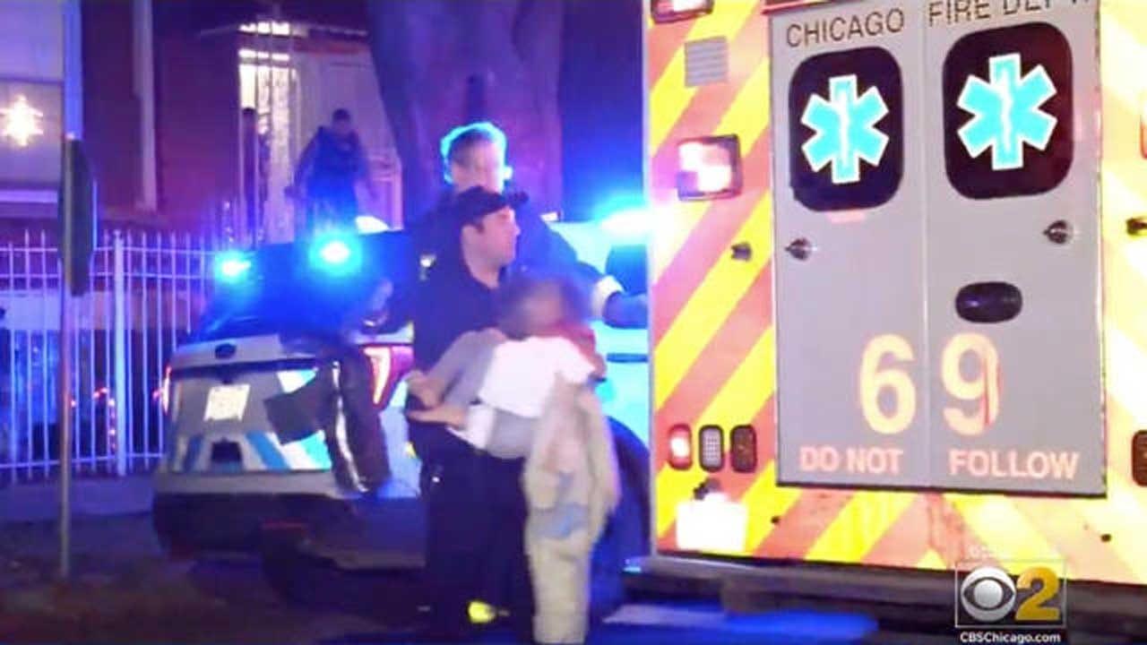 7-Year-Old Girl Shot At Christmas Day Family Gathering