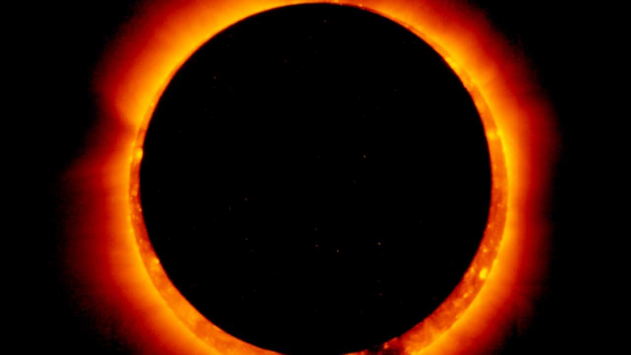 The Final Solar Eclipse Of The Decade Will Create A 'Ring Of Fire'