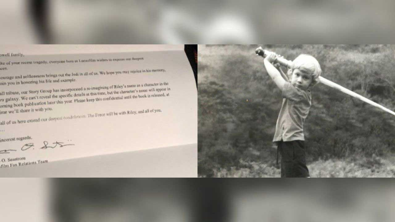 'The Force Will Be With Riley': UNC Charlotte Shooting Hero Honored With New Star Wars Character