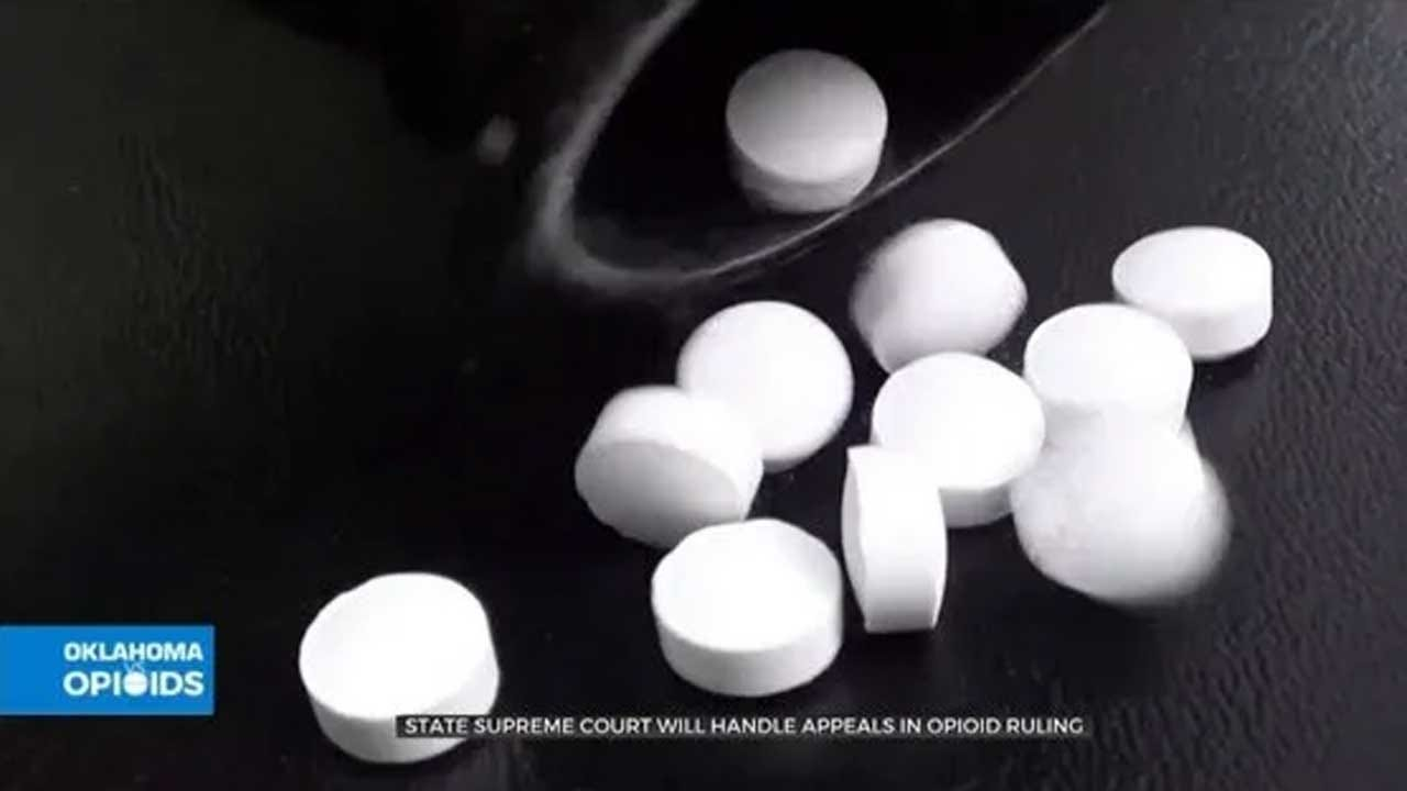 State Supreme Court Will Handle Appeals In Opioid Ruling