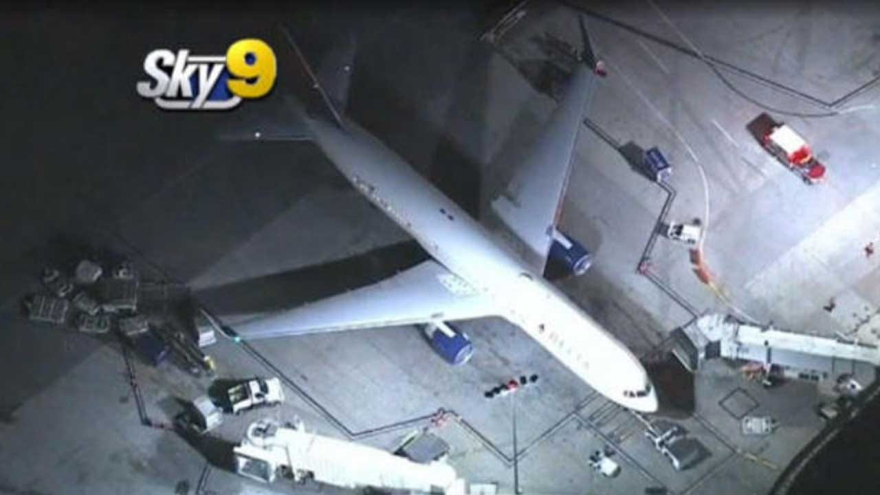 Young Girl From Delta Flight Has Cardiac Arrest, Dies At LAX