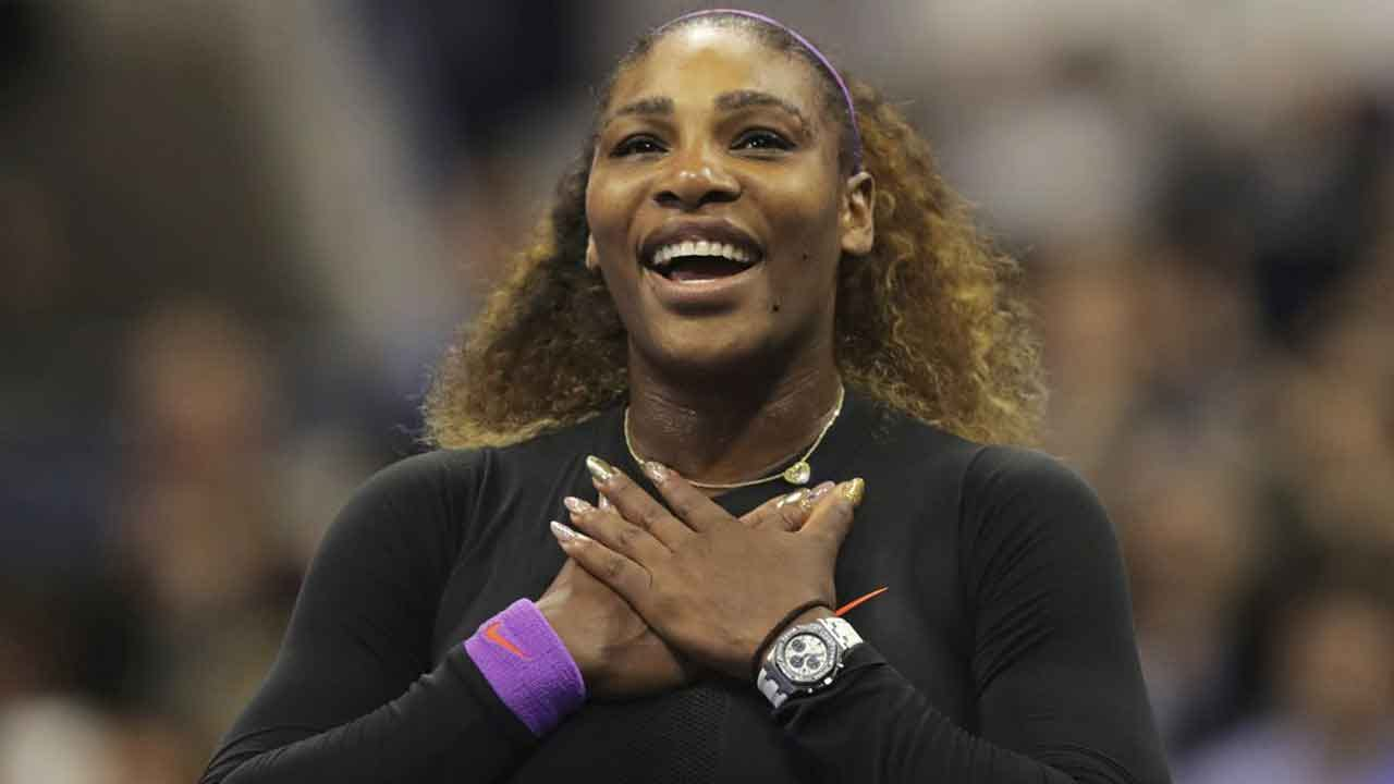 Serena Williams Aces AP Female Athlete Of The Decade Honors