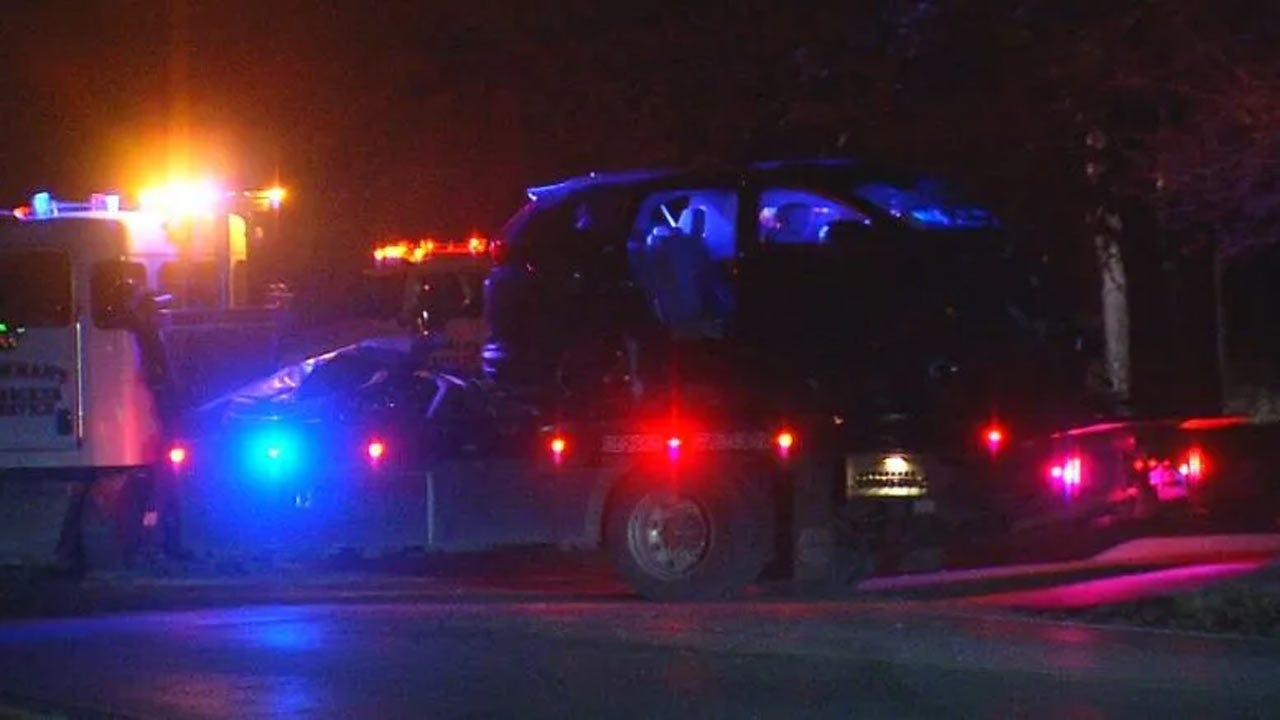 OHP: Driver Dies After Christmas Day Crash That Killed 3 Others In Logan Co.