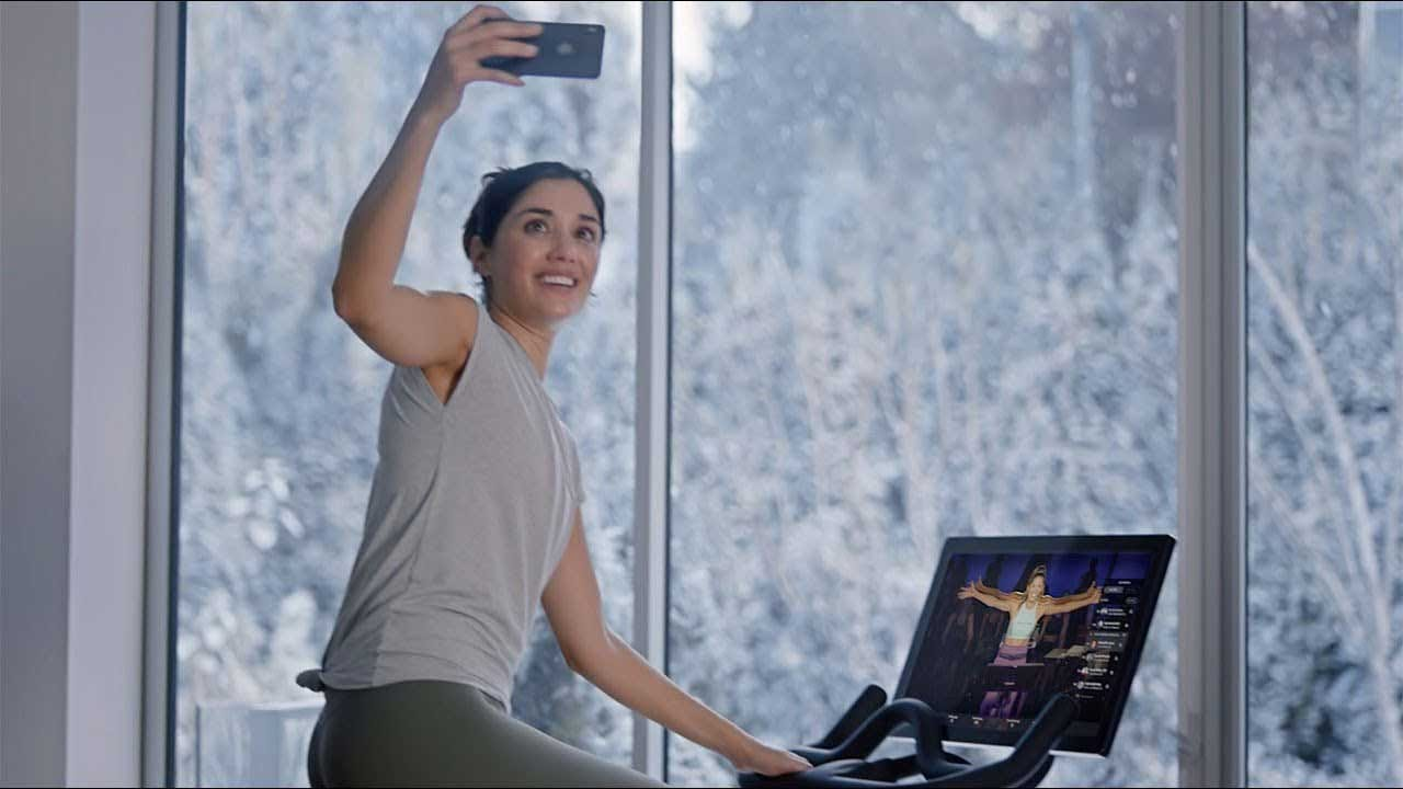 Peloton Holiday Ad Sparks Heated Debate On Social Media Over Body Imagery