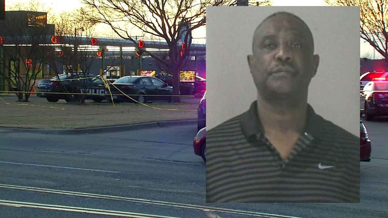 Suspect Killed In Officer-Involved Shooting At OKC Sonic Never Fired His Weapon, Police Say