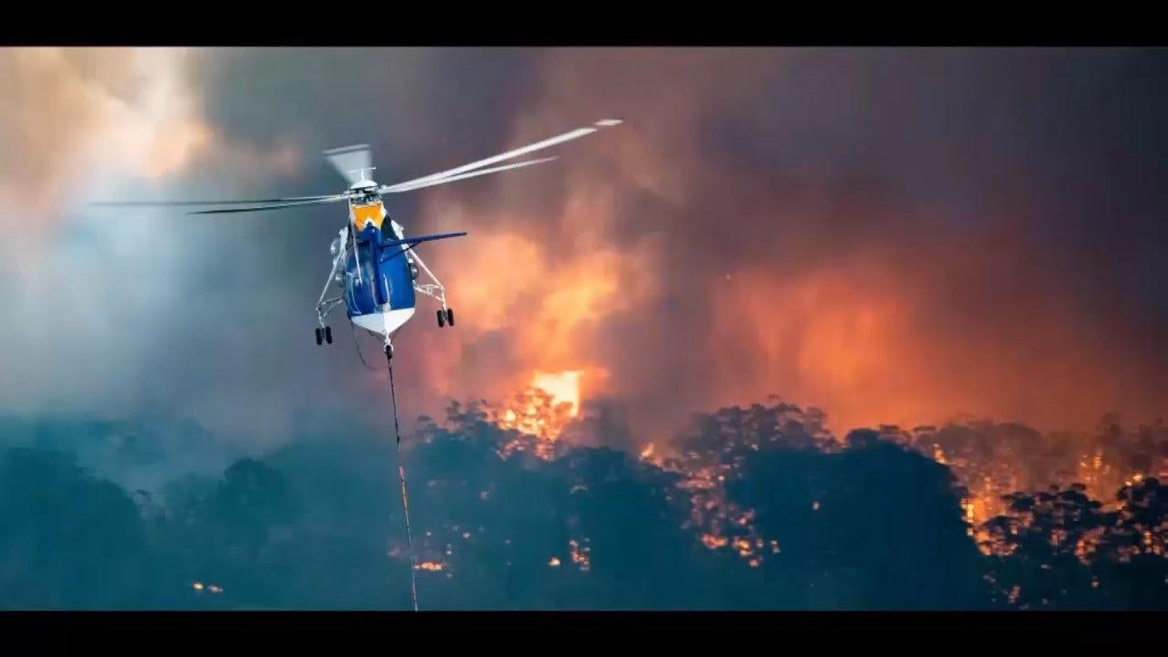 Australian Bushfires Are Creating 'Pyrocumulonimbus' Thunderstorms That Can Start More Fires