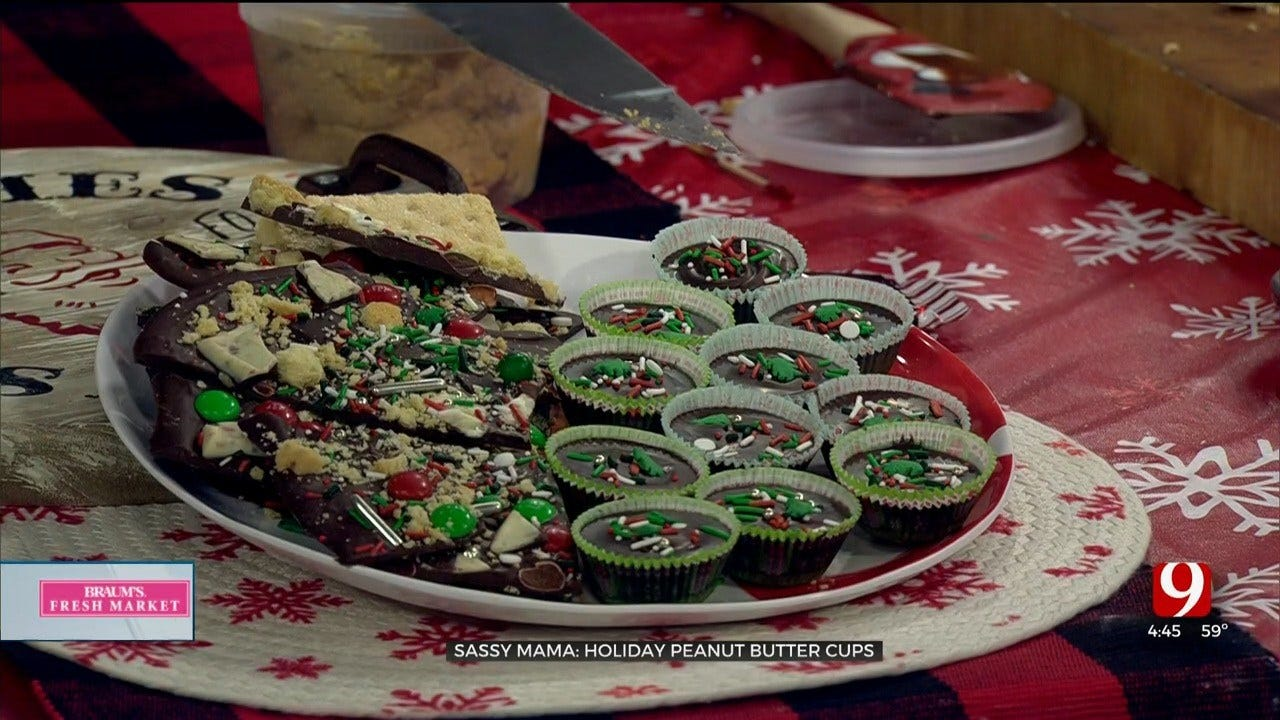 Holiday Peanut Butter Cups