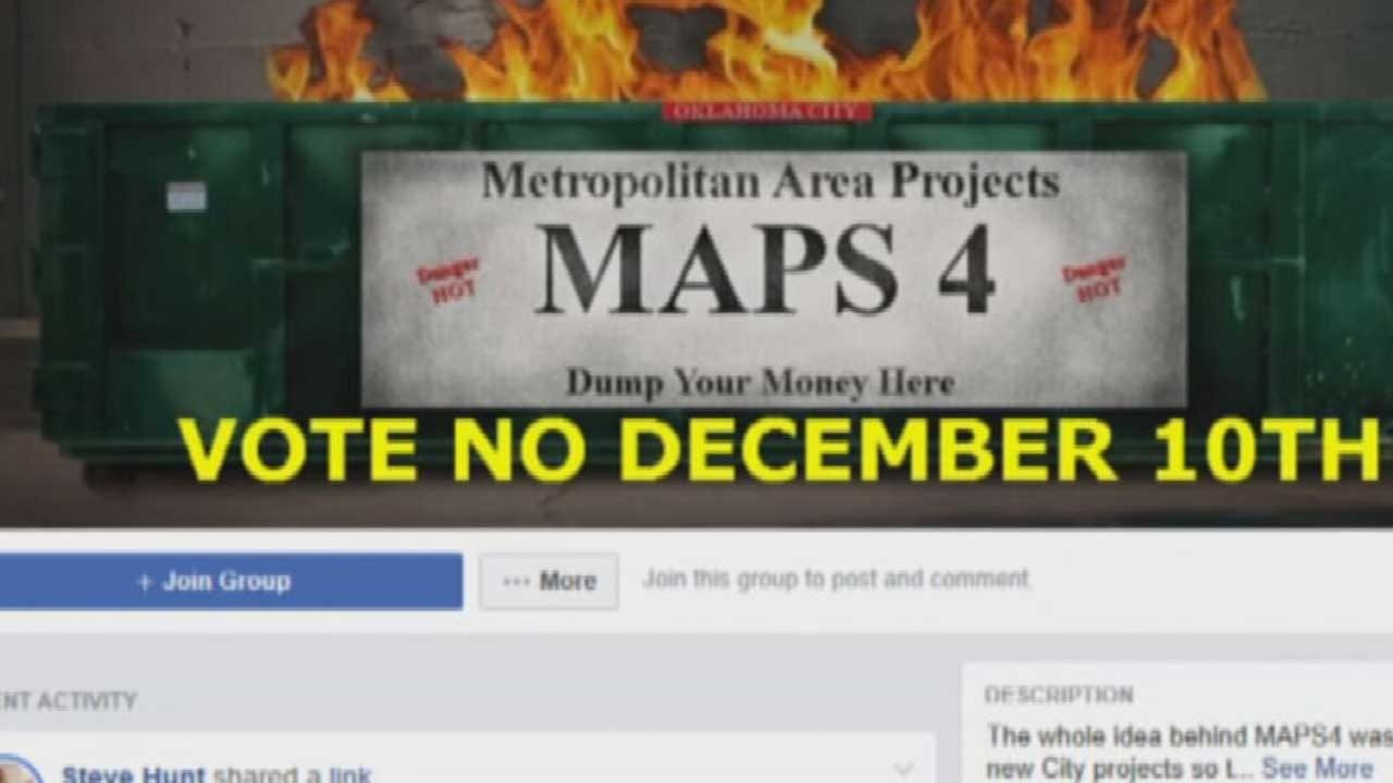 MAPS 4 Opposition Takes To Social Media