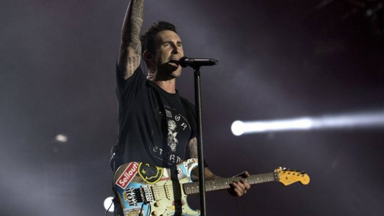 Maroon 5 To Stop In OKC During 2020 US Tour