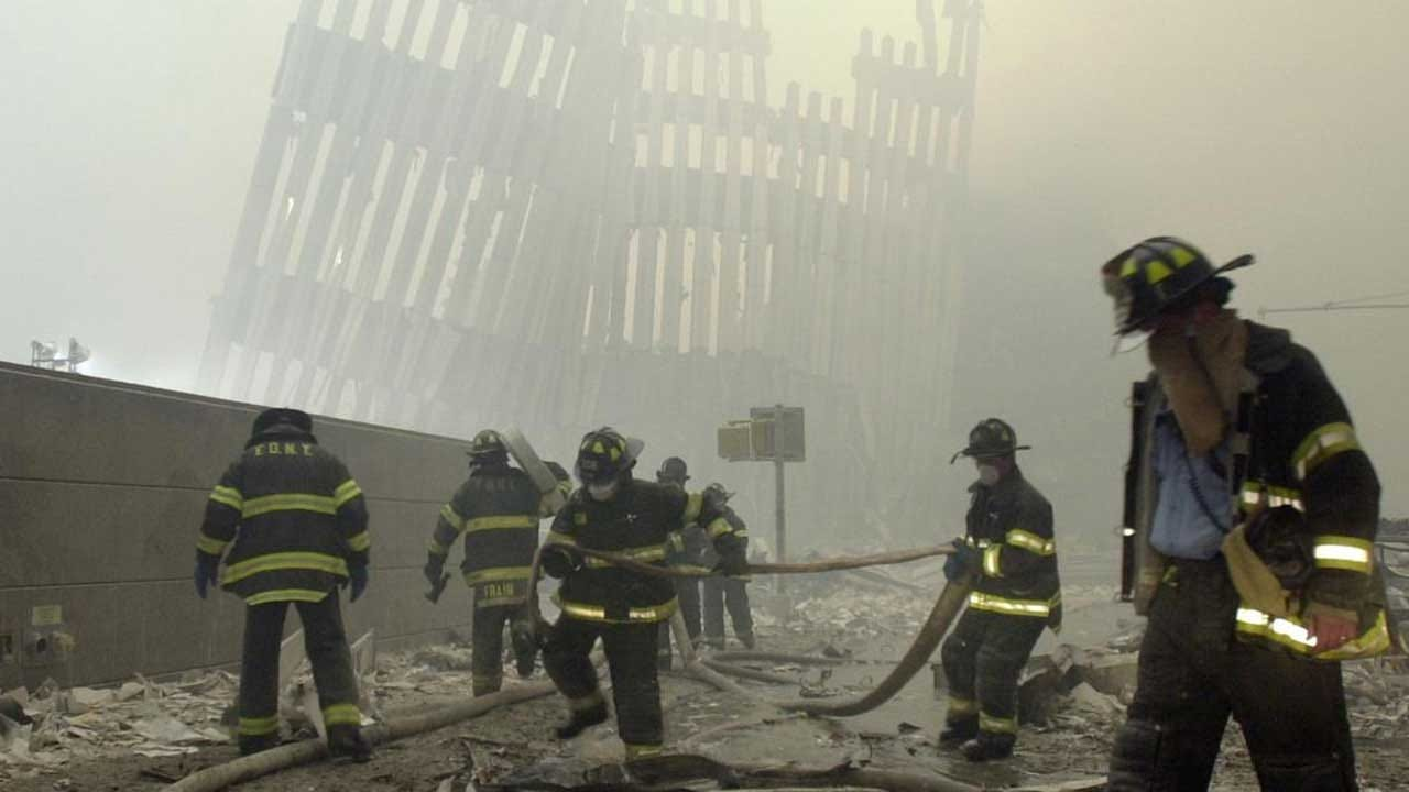 200 Firefighters Have Now Reportedly Died From 9/11-Related Illnesses