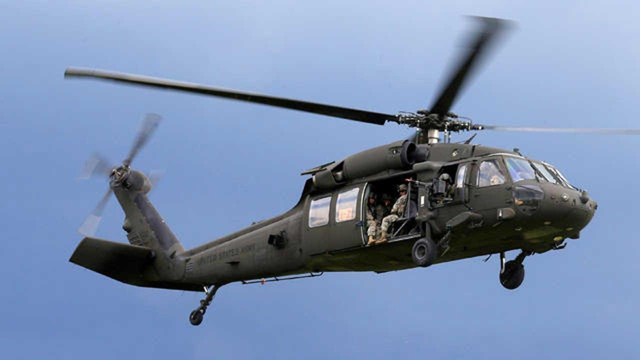 All 3 Crew Members Dead After Black Hawk Helicopter Crashes In Minnesota
