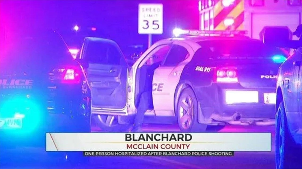 DA Rules Officer-Involved Shooting In Blanchard Is Justified