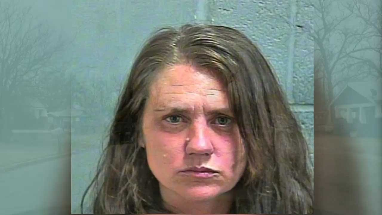 OKC Woman Arrested, Accused Of Kidnapping After Stealing Car With Teen Inside