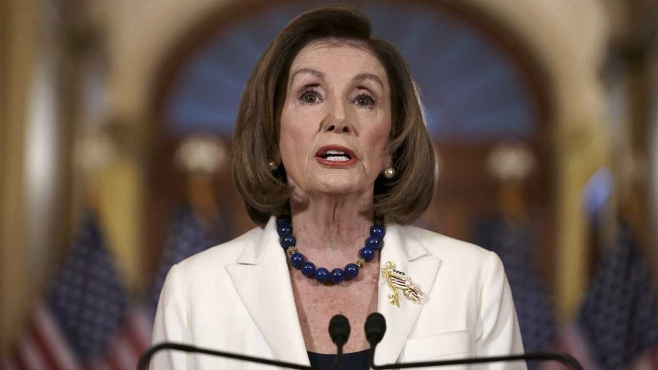 Pelosi: 'I Am Asking Our Chairman To Proceed With Articles Of Impeachment'