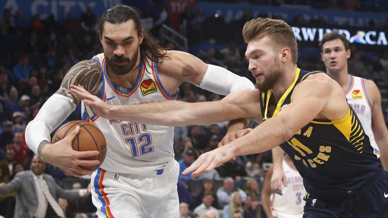 Thunder Falls To Pacers In Close One
