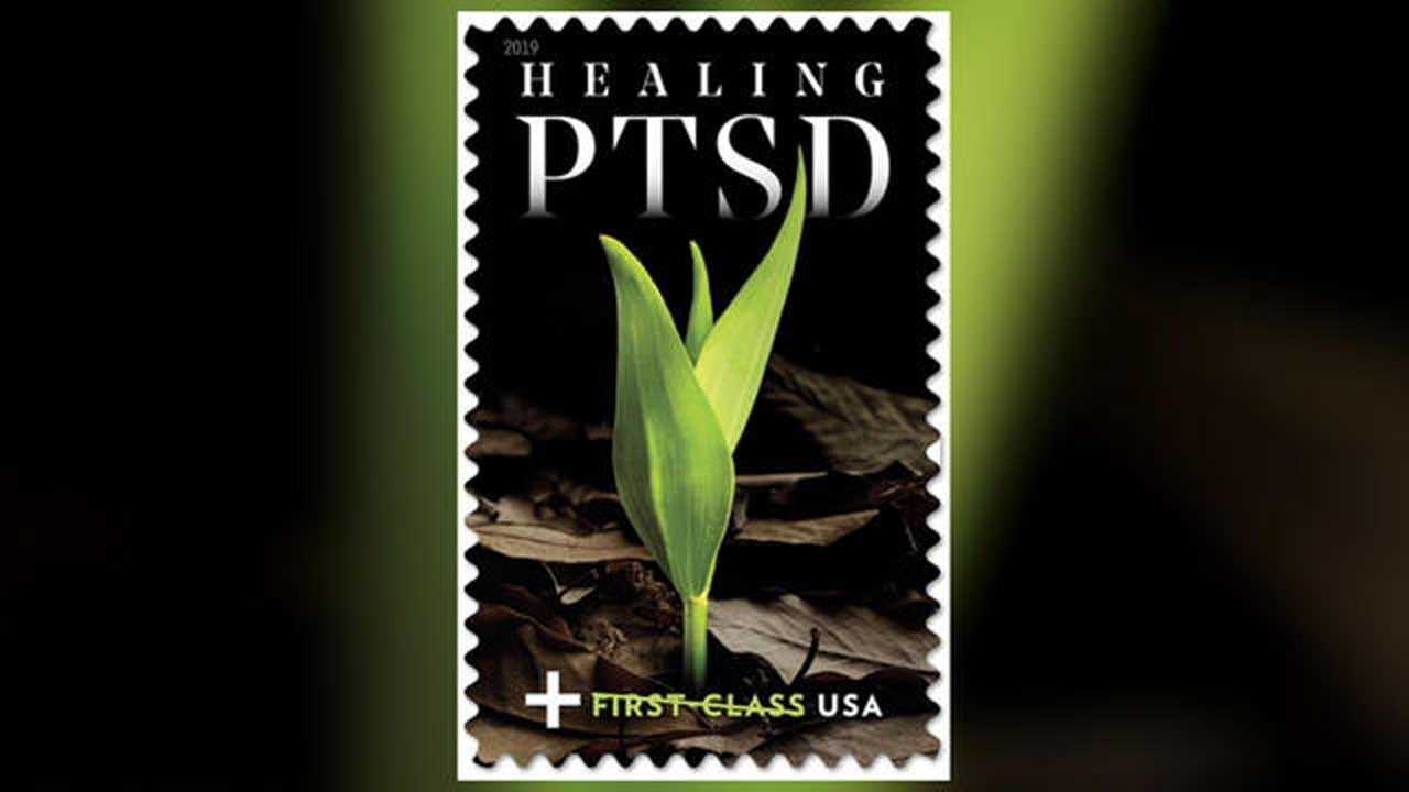 U.S. Post Office Releases Stamp To Help Veterans Living With PTSD