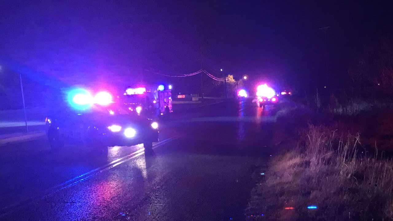 1 Transported After Hit-And-Run In NE OKC