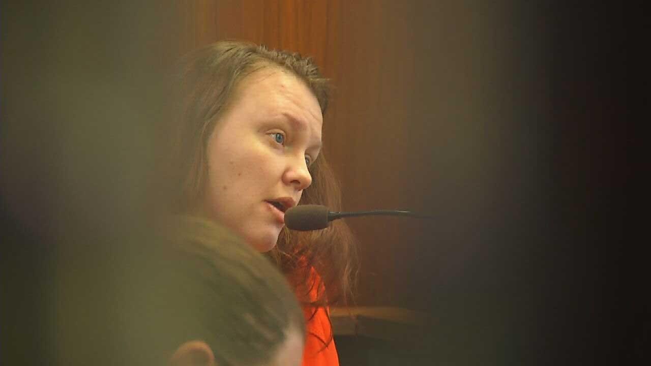 Suspect In Edmond Homicide Accepts Plea Deal, Testifies Against Boyfriend