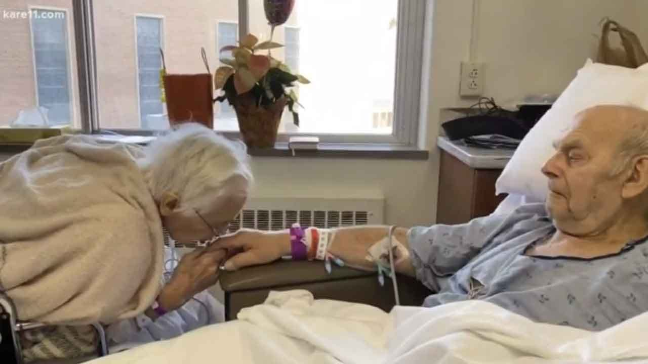 Married 68 Years, Husband And Wife Die 1 Day Apart