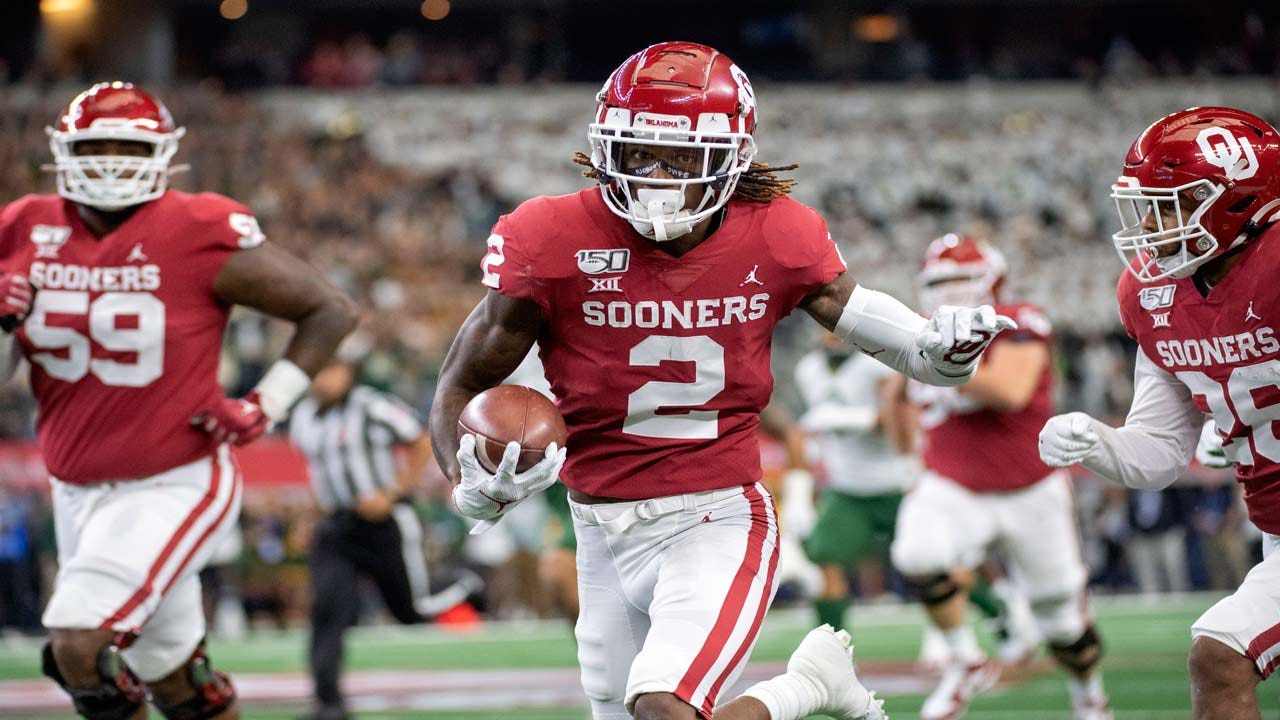 No. 6 Oklahoma Beats No. 8 Baylor 30-23 In OT For B12 Title