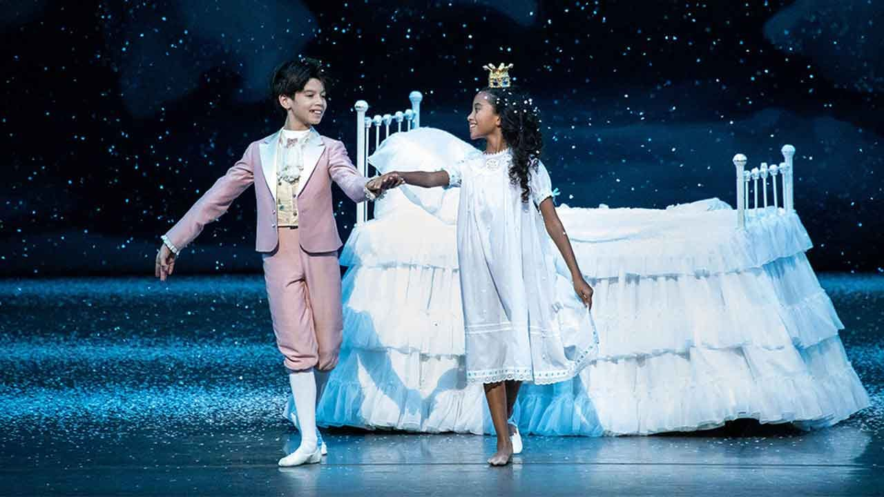 11-Year-Old Ballerina Makes History As 1st Black Lead In NYC Ballet's 'The Nutcracker'