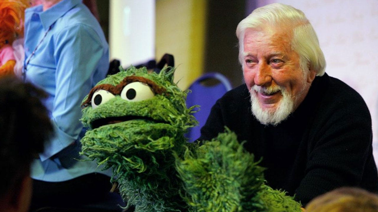 Caroll Spinney, Puppeteer Behind Big Bird, Oscar The Grouch, Dies At 85