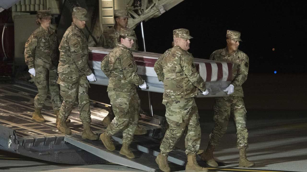 FBI Presumes Deadly Navy Base Shooting Was 'Act Of Terrorism'