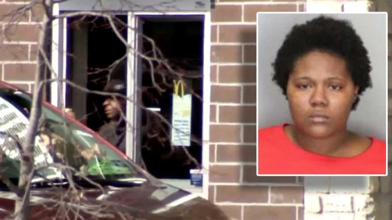 Police: Patron Angered By Ketchup Pulls Gun At McDonald's