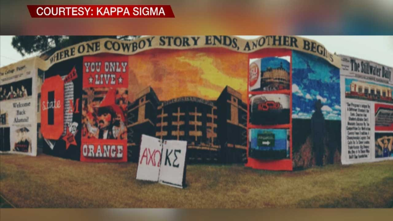 OSU Fraternity Not Participating In Homecoming Tradition