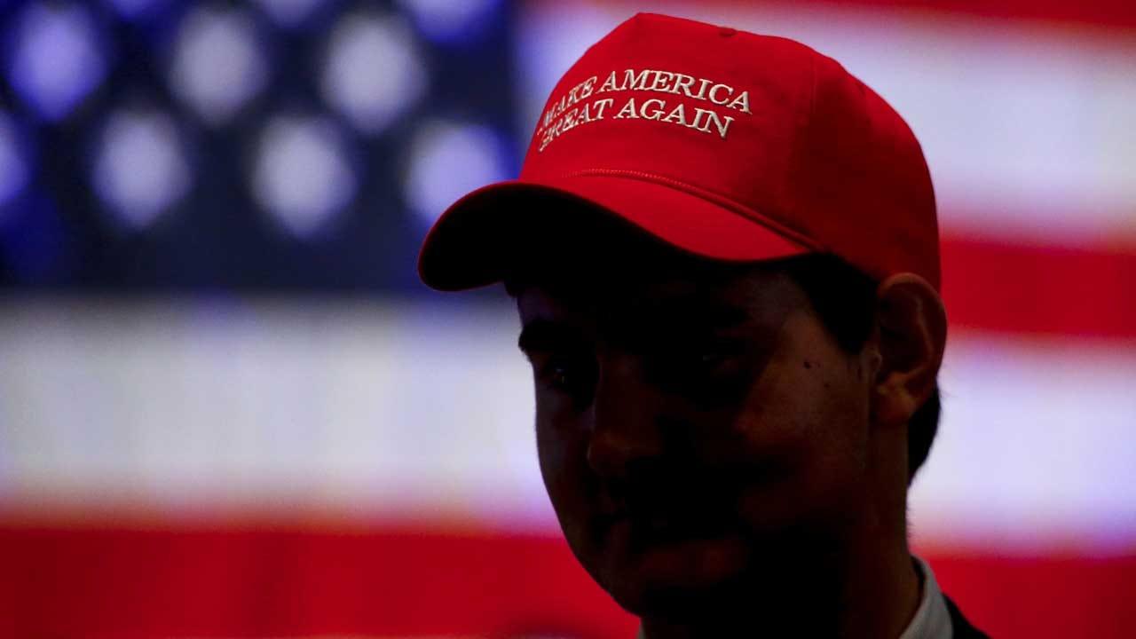 Veterans Group Opposes 'Make America Great Again' License Plate Legislation