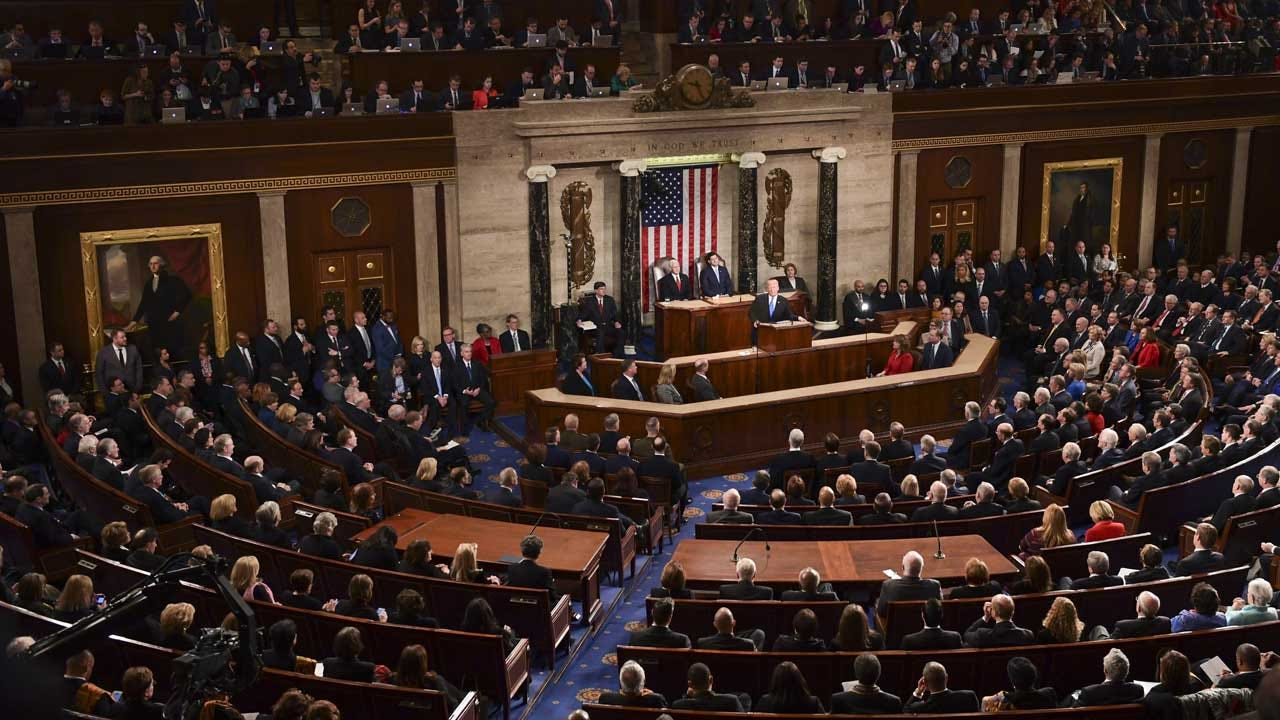 Women Will Surround Trump At State Of The Union Address