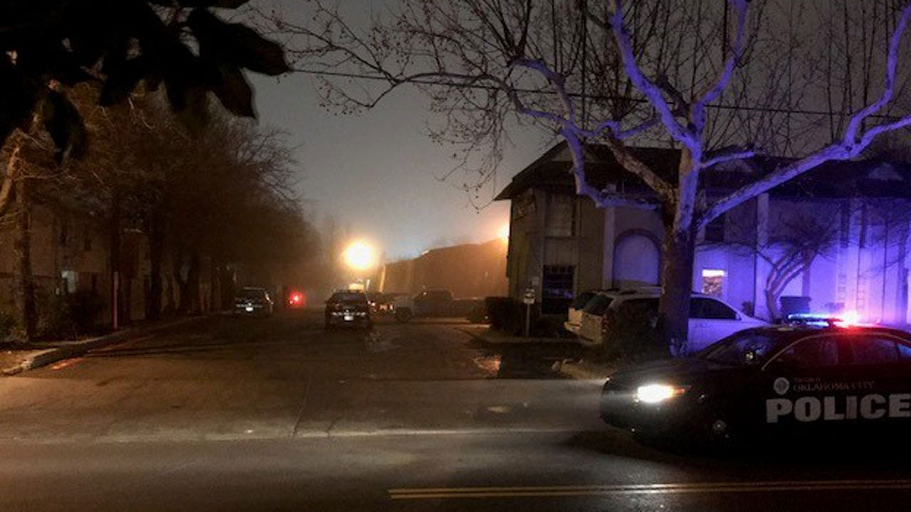 1 Dead, 1 Arrested In Overnight NW OKC Apartment Shooting