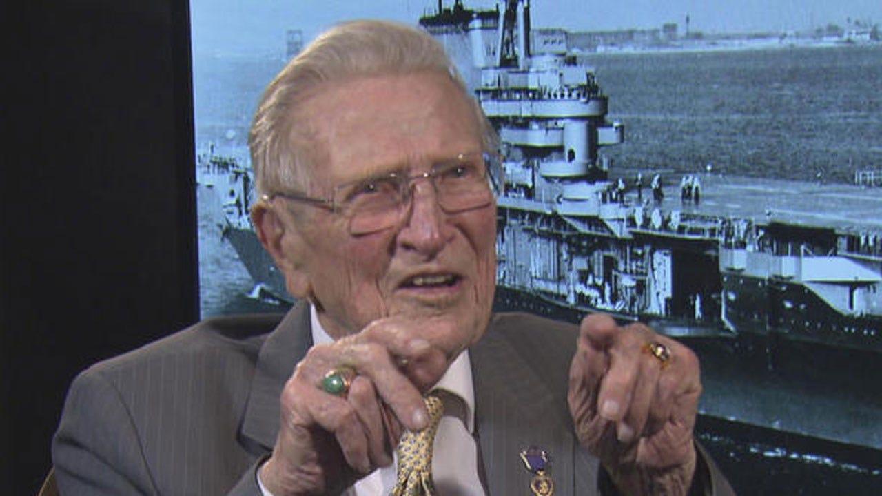 Wreckage Of World War II Aircraft Carrier USS Hornet Discovered