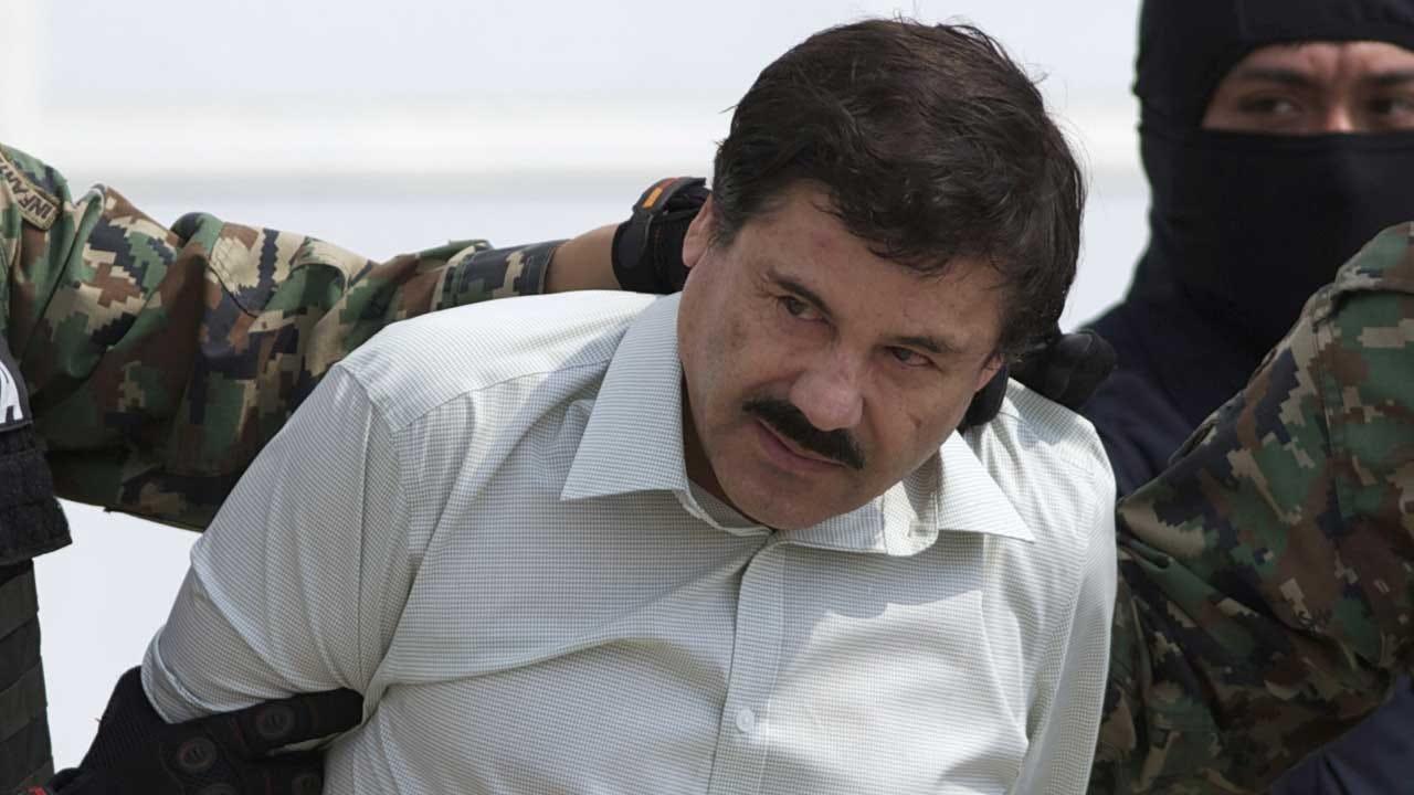 Ted Cruz Wants Drug Kingpin 'El Chapo' To Fund Trump's Border Wall