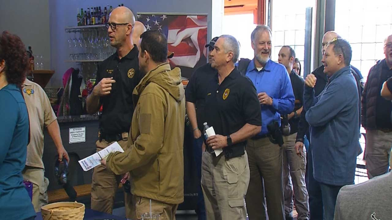 'Top Shot' Competition Helps Raise Money For Emergency Responders In OKC