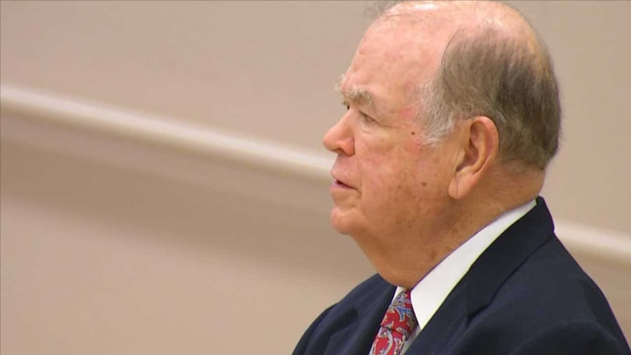 Attorney Says David Boren 'Pretty Down' After Allegations Of Sexual Harassment