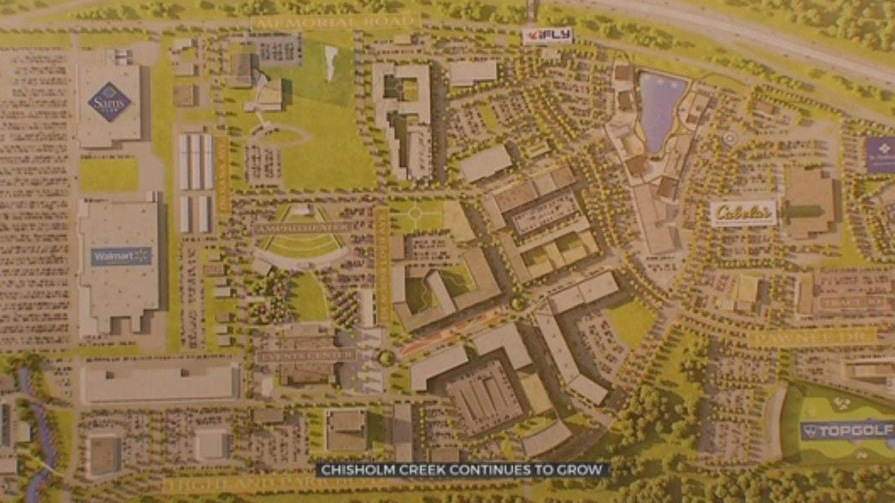 Continued Housing, Shopping Expansion Planned For Chisholm Creek