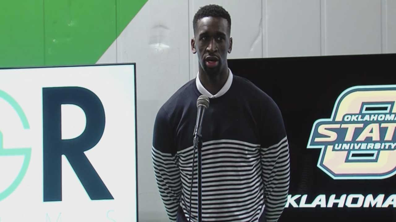 NBA Player, Edmond HS Alum Brings Hydroponic Farming To OKC
