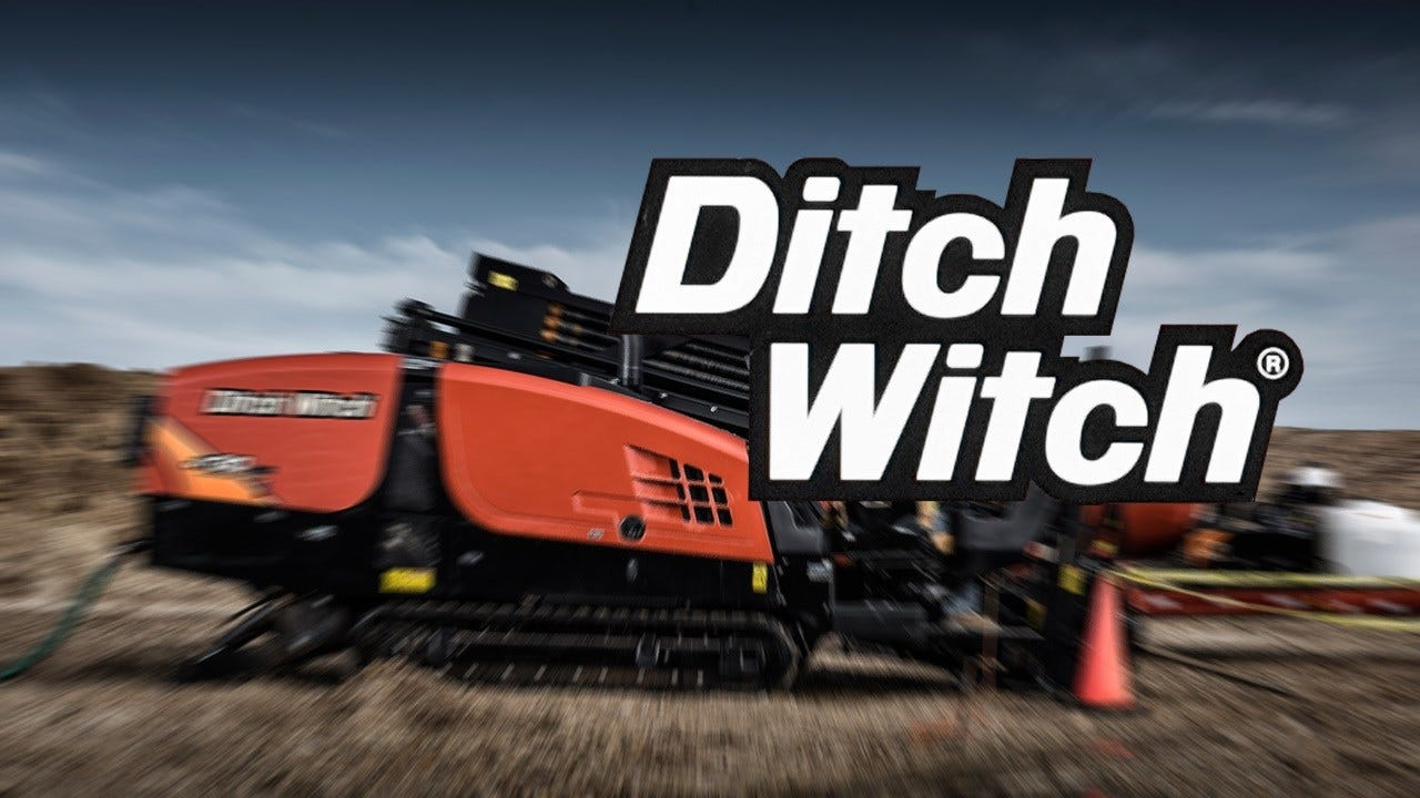 Oklahoma-Based Ditch Witch Sold To Toro For $700 Million