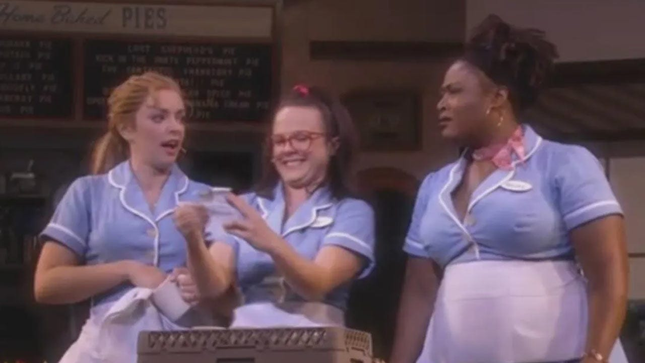 """The Musical """"Waitress"""" Comes To OKC"""