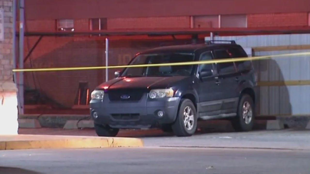 Police Identify 2 Shot Near NW OKC Business